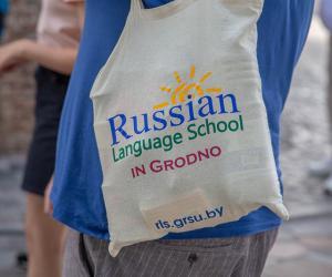 35 зарубежных студентов учат русский язык, чтобы чаще приезжать в Беларусь