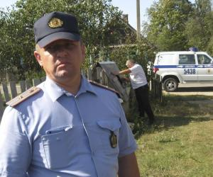 Как работает участковый инспектор в деревне, откуда ровно два года назад пропал 10-летний Максим Мархалюк