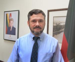 Андрюс Пулокас: В Беларуси ищу не различия, а совпадения