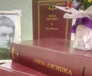 """Прэзентацыя 103-га тома серыі """"Беларускі кнігазбор"""": """"Эліза Ажэшка. Над Нёманам"""""""