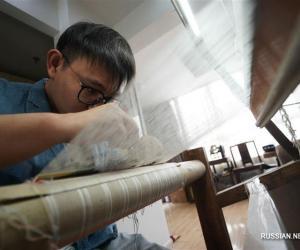 «Кэсы» из провинции Цзянсу