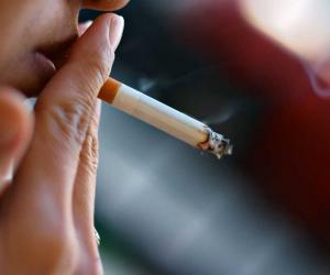 Есть люди, которым очень тяжело отказаться от табака