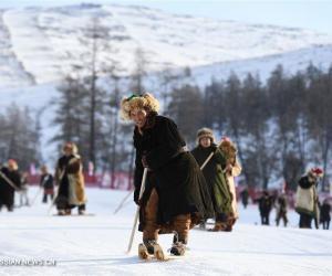 Радзіма лыж