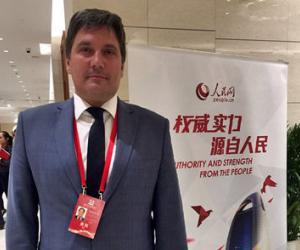 Павел Сухоруков: «Звязда» плодотворно сотрудничает с «Жэньминь жибао»