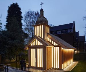 Белорусская церковь в Лондоне номинирована на звание лучшего здания Европы