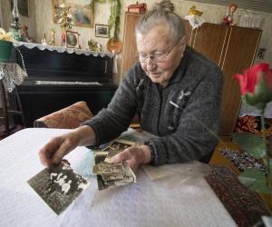 Корреспонденты «Звязды» встретились с родственницей Павлины Мядёлки