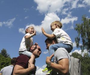 Почему наличие отца в семье так важно для ребенка. Разбираемся со специалистами