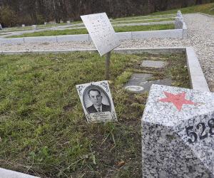 Работа по возвращению имен жертв концлагеря Штуттгоф не прекращается