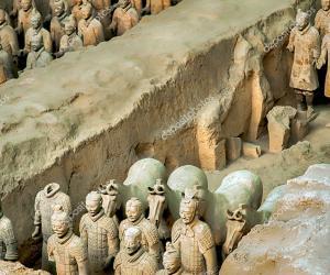 Першы ў Кітаі археалагічны музей