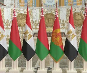 Аляксандр Лукашэнка накіраваўся з афіцыйным візітам у Егіпет