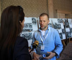 Вчера в Бресте начал работу XIV, Белорусский международный медиафорум