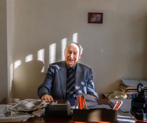 Гісторыі беларусаў, якія працуюць пасля 90 гадоў