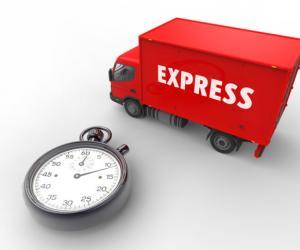 Экспресс-доставка в каждую деревню