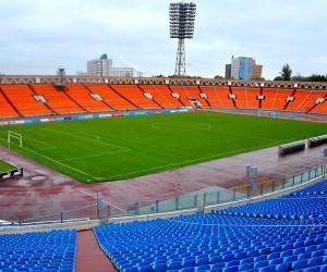 До официального открытия стадиона «Динамо» остаются считанные дни