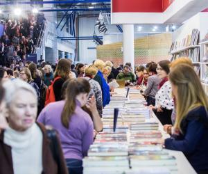 Вільнюс прымае беларускіх кніжнікаў
