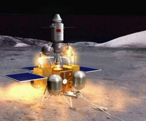 Кітай запусціць месяцовы зонд «Чан'э-5»