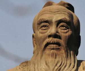 Музей Канфуцыя адкрыўся на радзіме філосафа