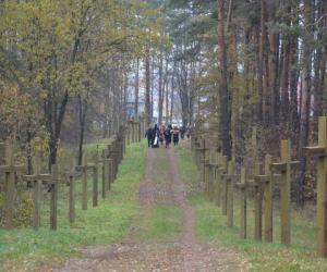 Принимаются заявки на конкурс по созданию мемориала в Куропатах