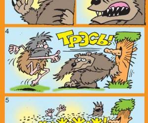 Міні-комікс Аляксандра Каршакевіча. Пчолы памірылі