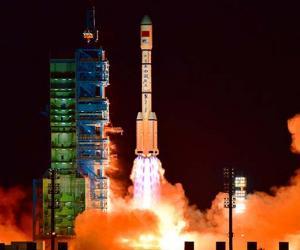Ракетны запуск з марской платформы