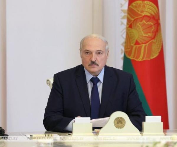 Аляксандр Лукашэнка пра забастоўкі: Калі мы спынімся, мы ніколі не раскруцім сваю вытворчасць