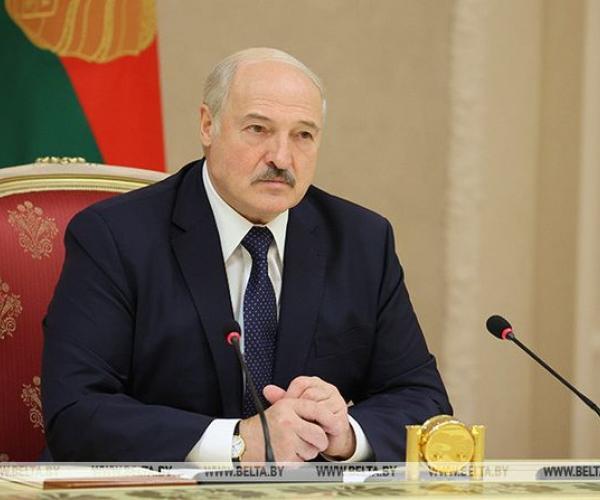 Аляксандр Лукашэнка прапанаваў дапамогу ў будаўніцтве касмадрома «Усходні»
