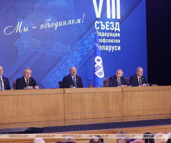 Прэзідэнт: Беларускі народ выбраў шлях сацыяльнага дыялогу (дапоўнена)