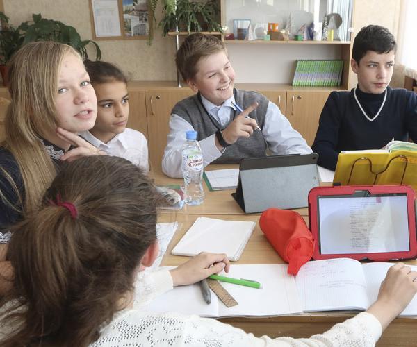 Как мультимедийные технологии мотивируют учеников?
