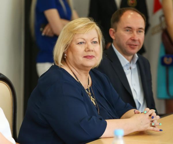 Ирина Лепарская: «Работа тренера – моя миссия»