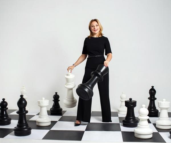 Анастасия Сорокина: «В жизни, как в шахматной партии»