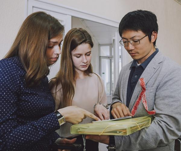 Рэпартаж з Міжнароднай летняй школы беларусістыкі