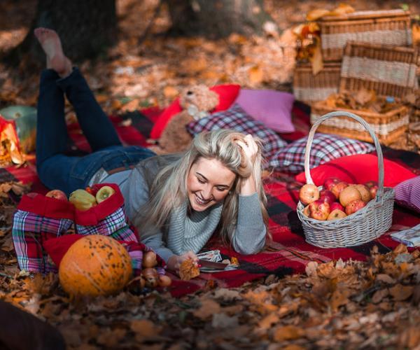 Как одеться на пикник