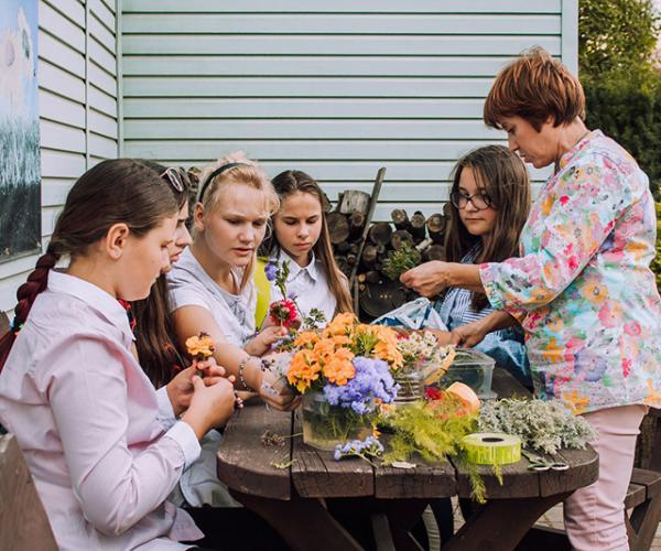 Каких педагогов хотят видеть дети в объединениях по интересам?