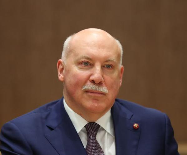 Дмитрий Мезенцев, сын фронтовика
