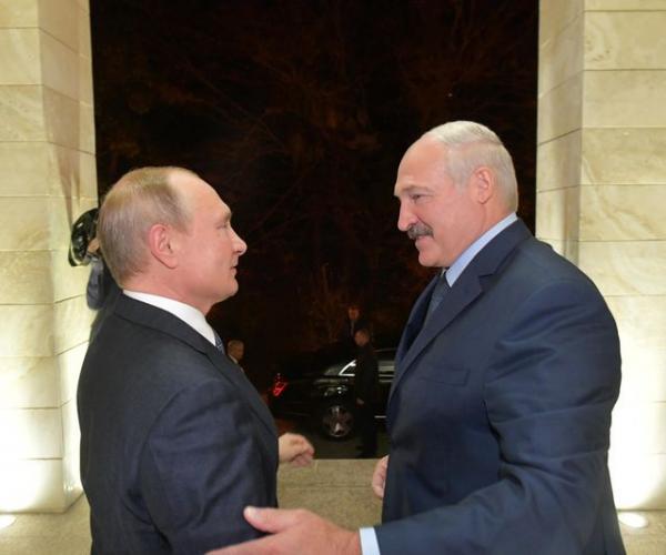 Президенты Беларуси и России встретятся 20 декабря