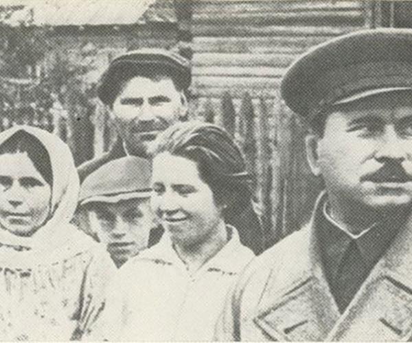 Аляксандр Чарвякоў. «Усебеларускі стараста»