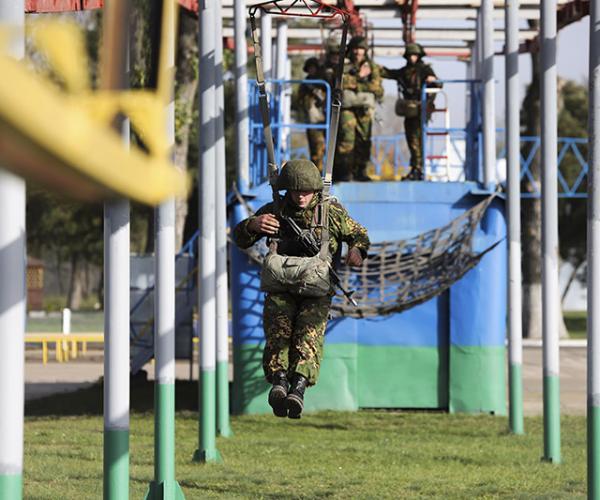 У якім кірунку будзе развівацца беларуская армія?