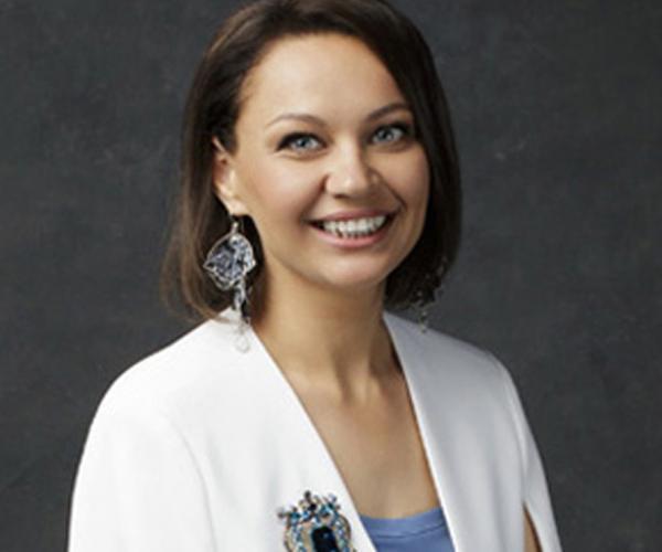 Оксана Зарецкая: «Этикет – он повсюду»