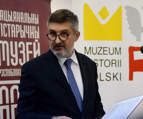 У Мінску прадставілі ўнікальную рэканструкцыю акта Люблінскай уніі