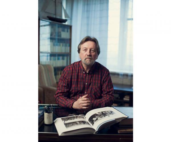 Яўген Анташкевіч: Я прывязаны не да часу, а да гісторыі!