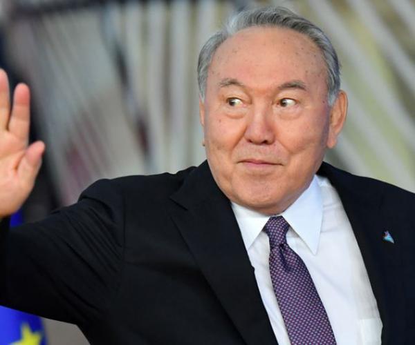 Прэзідэнт Казахстана Нурсултан Назарбаеў сышоў у адстаўку