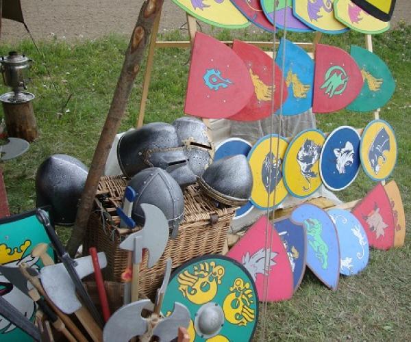 Прайшоў ІІІ фэст сярэднявечнай культуры «Эпоха рыцарства»