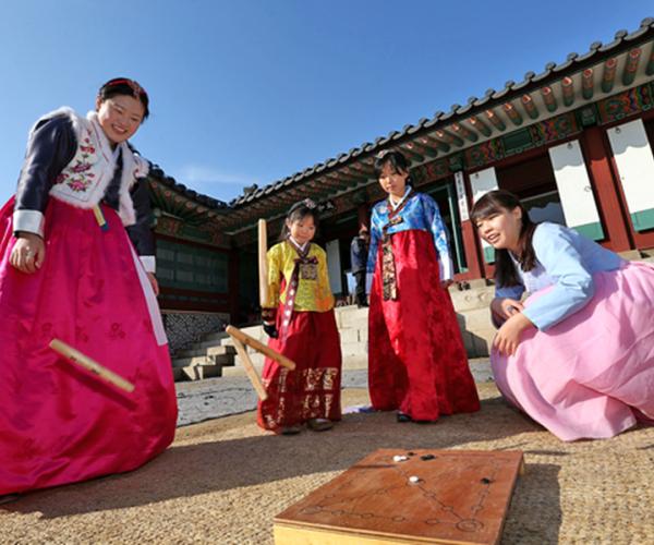 Как празднуют Новый год в Корее