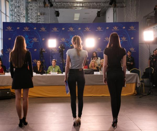 Як праходзіў кастынг «Міс Беларусь» у Мінску