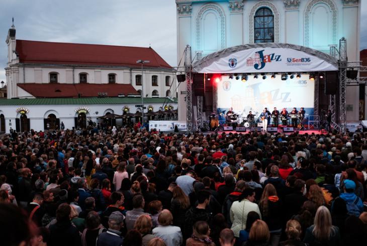 У Мінску распачаліся джазавыя вечары