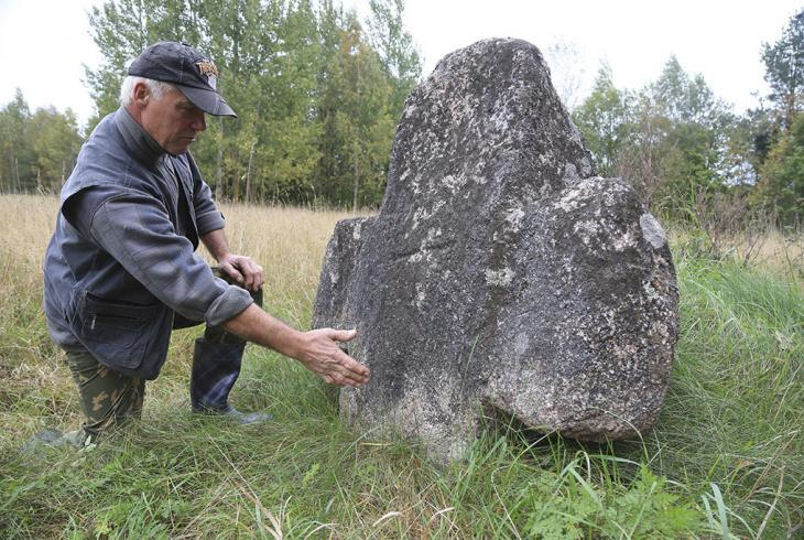 Каменная загадка продкаў