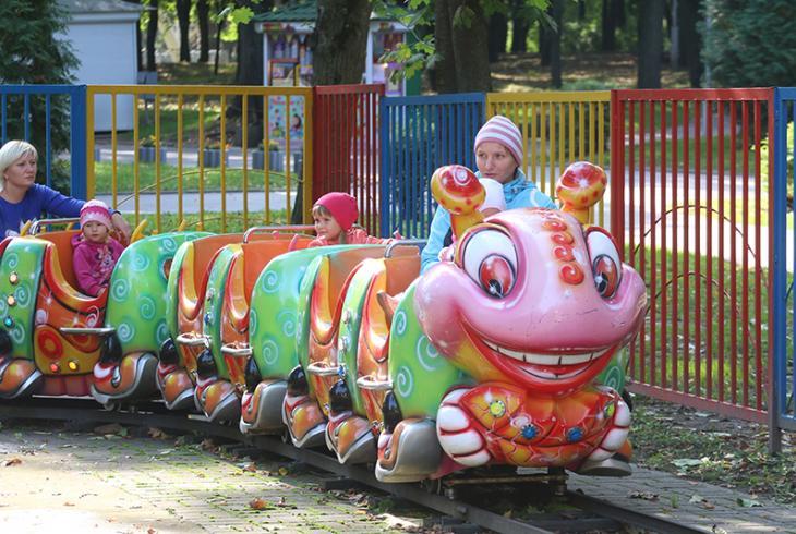 Атракцыёны ў парках перастануць працаваць з 25 верасня