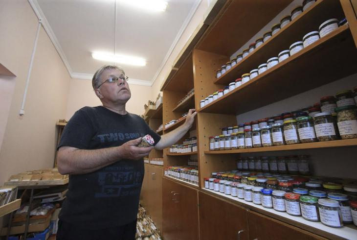 Збожжавы фонд агранома Жыцянёва
