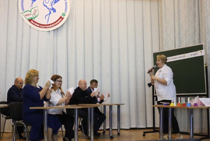 У суперфінале за званне «Настаўнік года» змагаліся 8 педагогаў