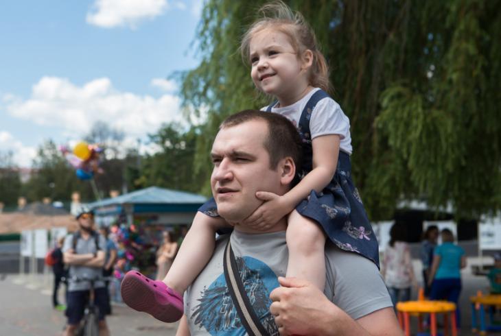 У Мінску прайшло свята «Татаў дзень — кожны дзень»